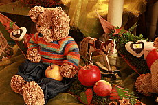 Advent, Adventsausstellung, Rainer Streller, Fuchshain
