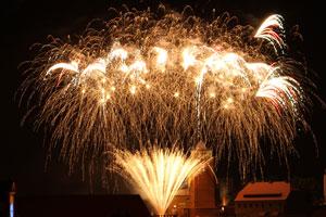 Aufmerksamkeit, Achtsamkeit, Coaching, Coach, 1050 Jahre Eilenburg Feuerwerk