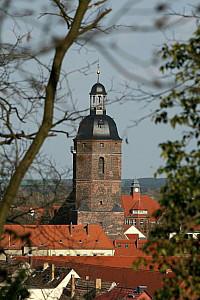 eilenburg, Kirche, nikolaikirche, Coaching, beratung, Sven, Lehmann, postkarte